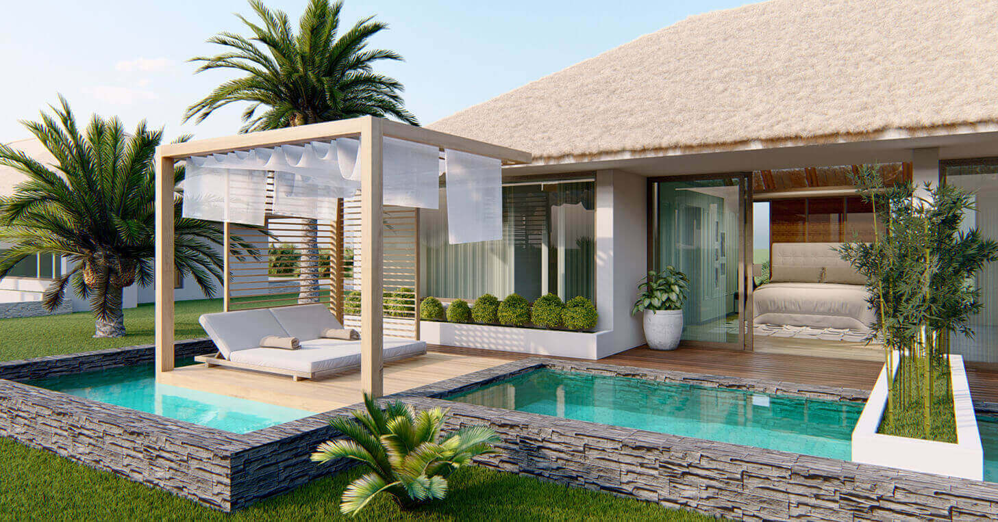 1 Bed Room villa (Mango, Keena, Pepper Villa)